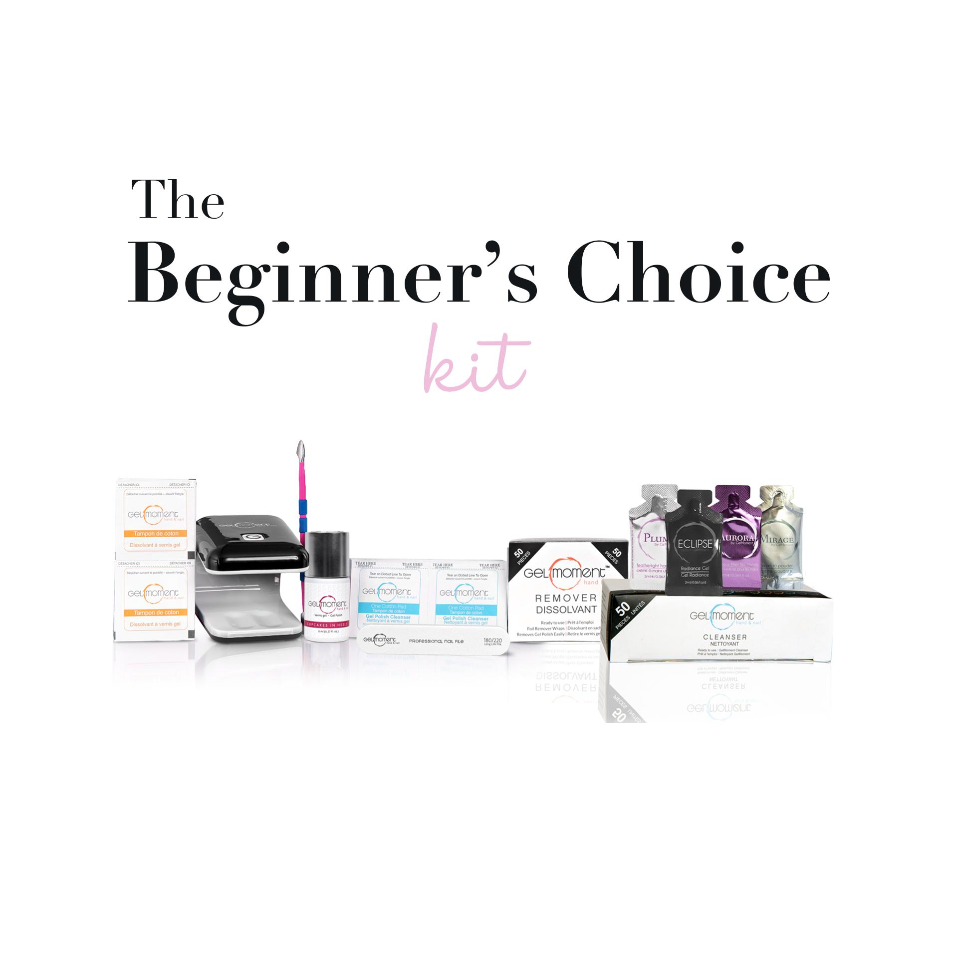 beginner s choice kit
